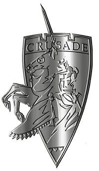 Crusade Fine Arts Logo